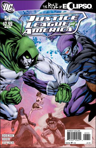 Justice League of America (2006) 57-B by DC