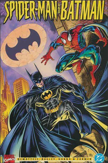 Spider-Man and Batman nn-A by Marvel