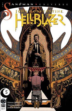 John Constantine: Hellblazer 5-A