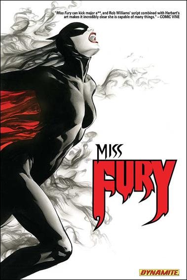 Miss Fury 1-A by Dynamite Entertainment