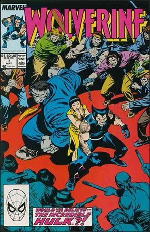 Wolverine (1988)  7-A