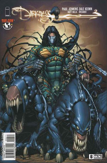 Darkness (2002) 6-A by Top Cow
