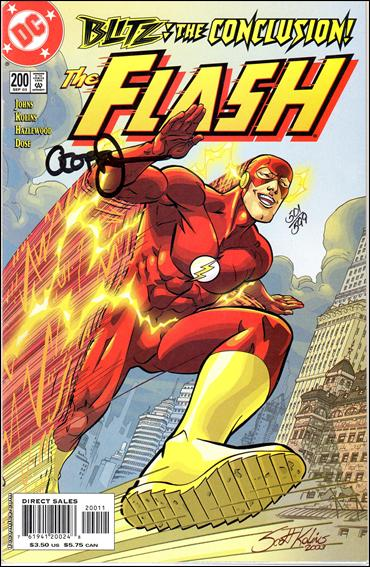 Flash (1987) 200-B by DC