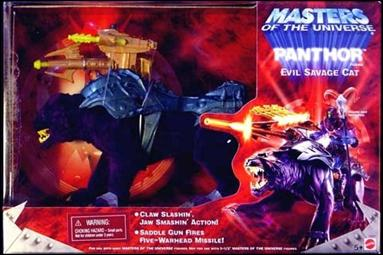 Masters of the Universe (Modern Series) Vehicles and Accessories Panthor by Mattel
