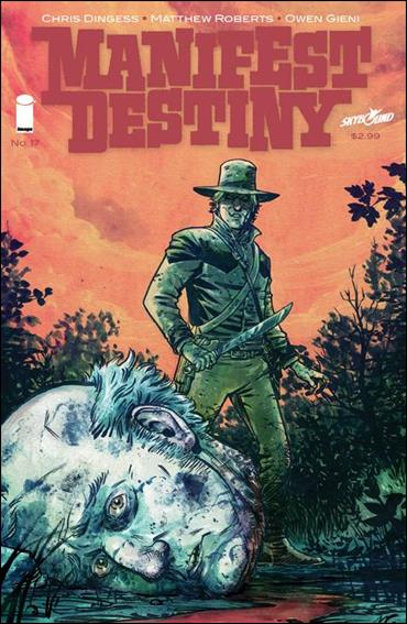 Manifest Destiny 17-A by Skybound Entertainment