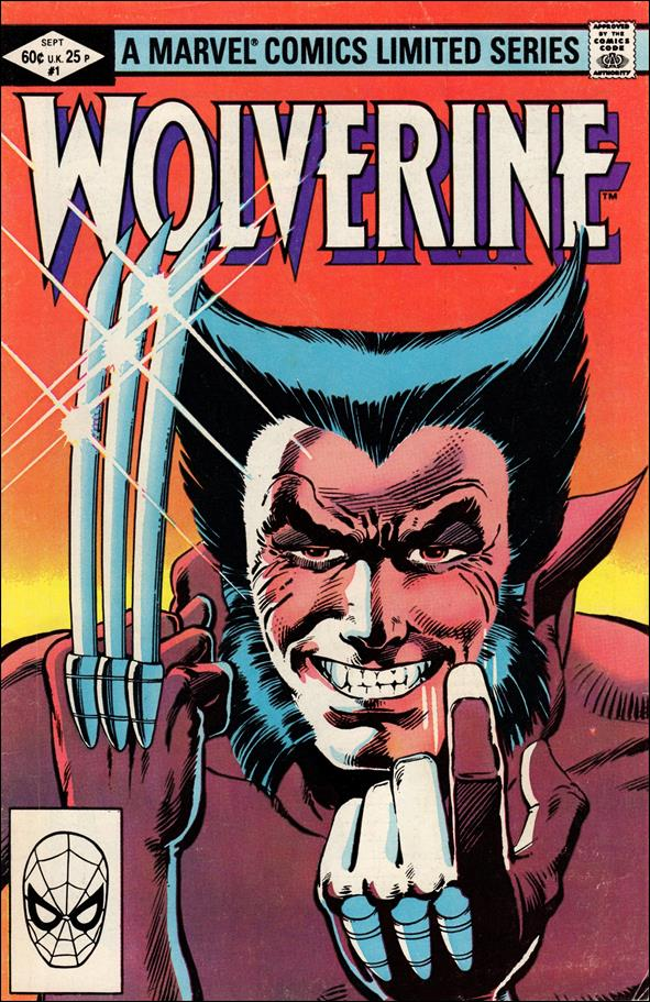 Wolverine (1982) 1-A by Marvel
