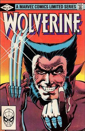 Wolverine (1982) 1-A
