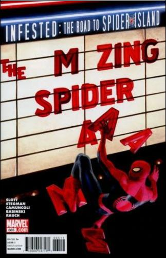Amazing Spider-Man (1963) 665-A by Marvel