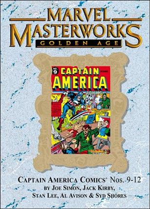 Marvel Masterworks: Golden Age Captain America 3-B