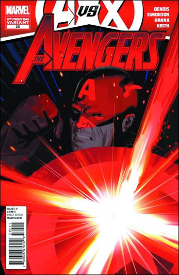 Avengers (2010) 25-C by Marvel
