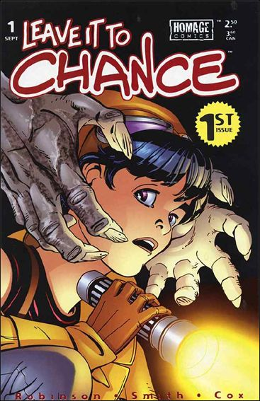 Leave it to Chance 1-A by Image