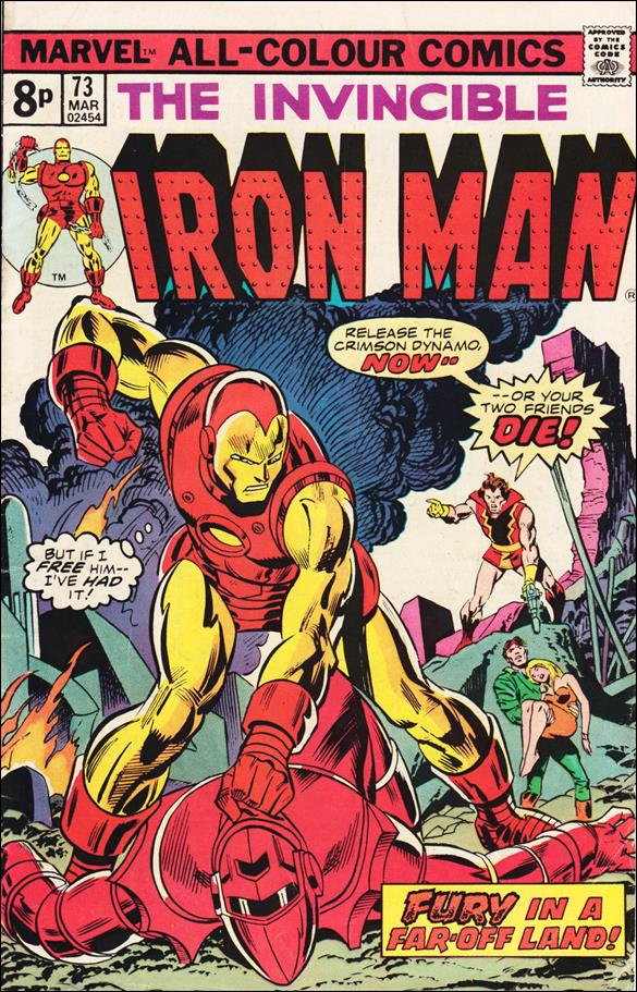 Iron Man (1968) 73-B by Marvel