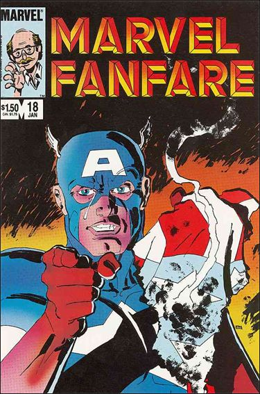 Marvel Fanfare (1982) 18-A by Marvel