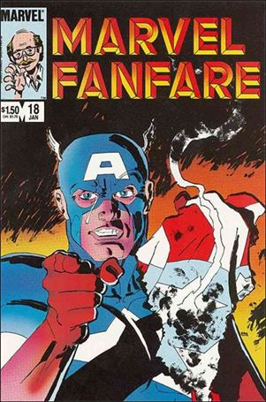 Marvel Fanfare (1982) 18-A