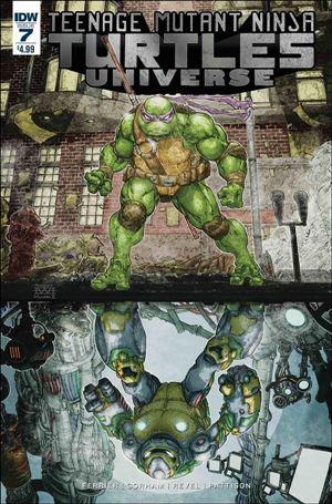 Teenage Mutant Ninja Turtles Universe 7-A