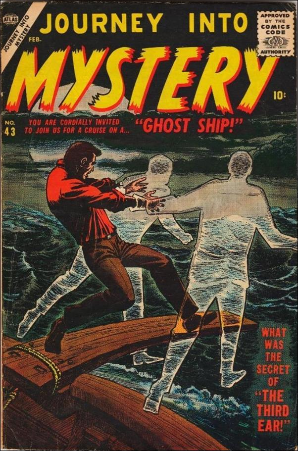 Journey into Mystery (1952) 43-A by Marvel