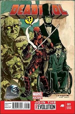 Deadpool (2013) 1-F