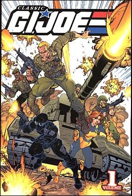 Classic G.I. Joe 1-A by IDW