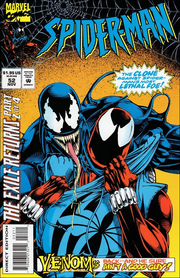 Spider-Man (1990) 52-A by Marvel