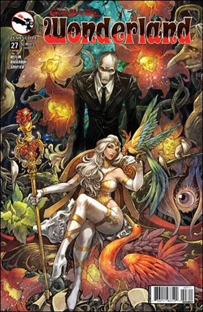Grimm Fairy Tales Presents: Wonderland 27-A
