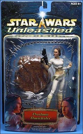 Star Wars: Unleashed Padme Amidala