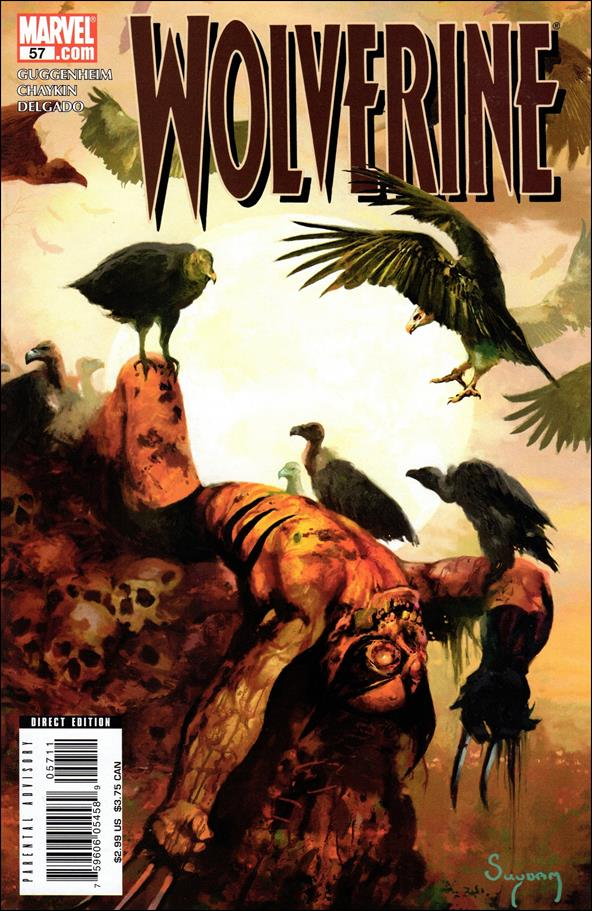 Wolverine (2003)  57-A by Marvel