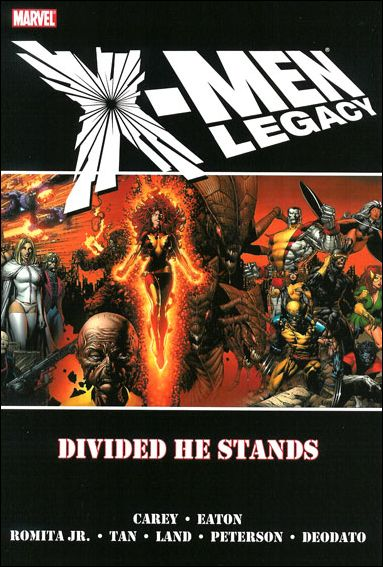 X-Men: Legacy nn-A by Marvel
