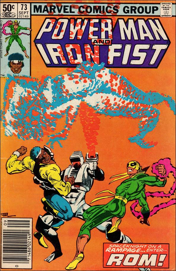 Power Man and Iron Fist (1978) 73-A by Marvel