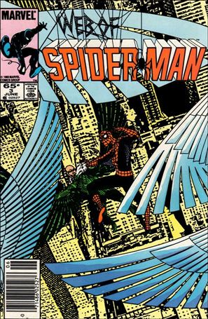Web of Spider-Man (1985) 3-A