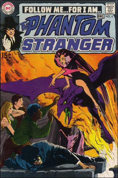 Phantom Stranger (1969) 4-A by DC