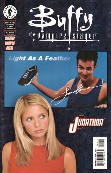 Buffy the Vampire Slayer: Jonathan 1-B by Dark Horse