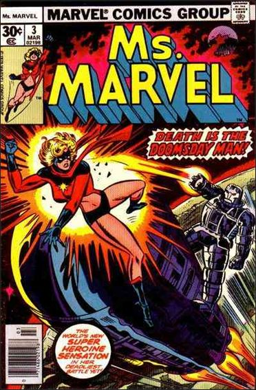 Ms. Marvel (1977) 3-A by Marvel