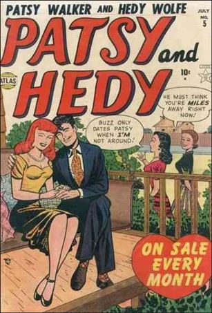 Patsy and Hedy 5-A