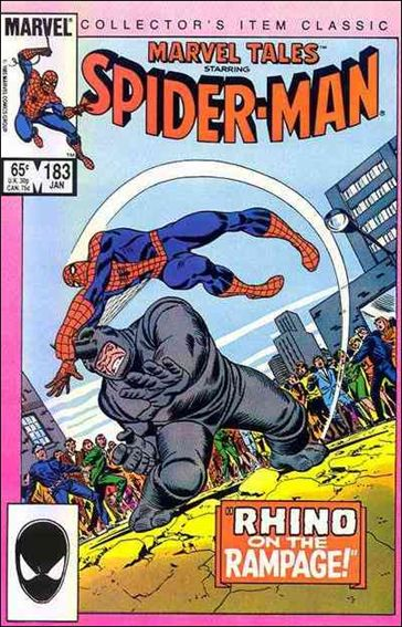 Marvel Tales (1966) 183-A by Marvel