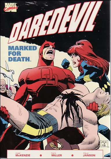 Daredevil: Marked for Death 1-A by Marvel