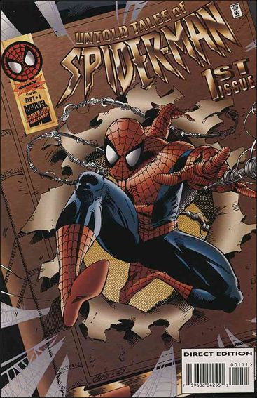 Untold Tales of Spider-Man 1-A by Marvel