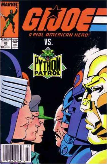G.I. Joe: A Real American Hero 88-A by IDW