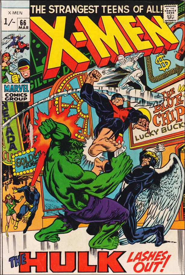X-Men (1963) 66-B by Marvel