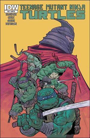 Teenage Mutant Ninja Turtles (2011) 42-C