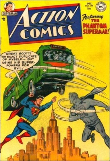 Action Comics (1938) 199-A by DC