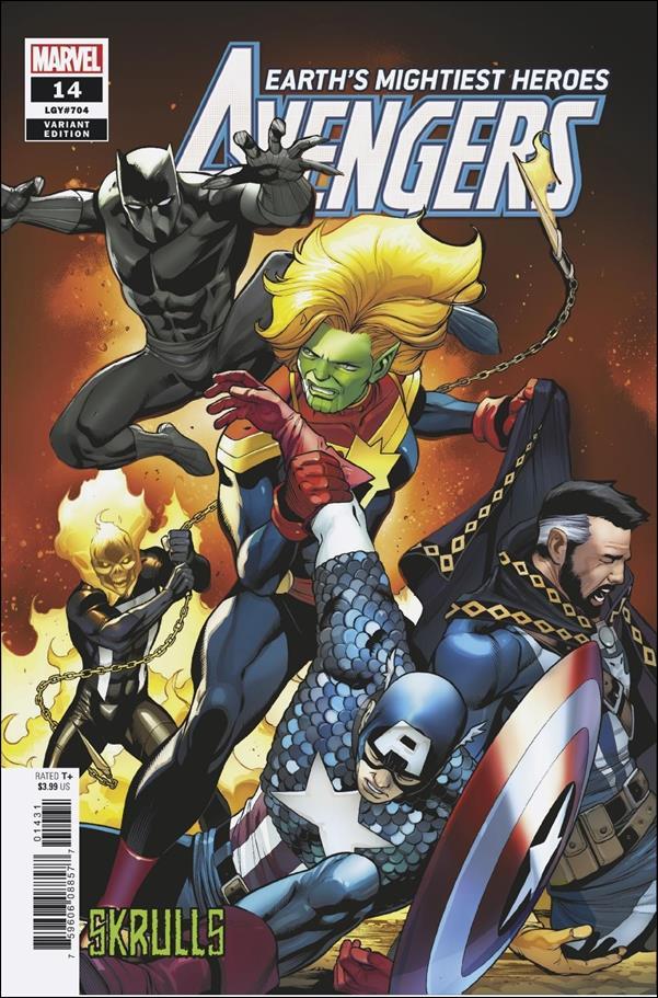 Avengers (2018) 14-B by Marvel