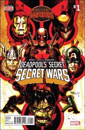 Deadpool's Secret Secret Wars 1-A