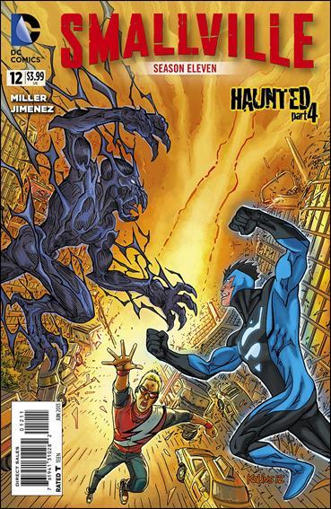 Smallville Season 11 12-A by DC