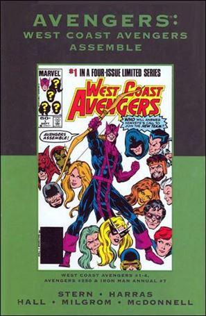 Avengers: West Coast Avengers - Assemble nn-B