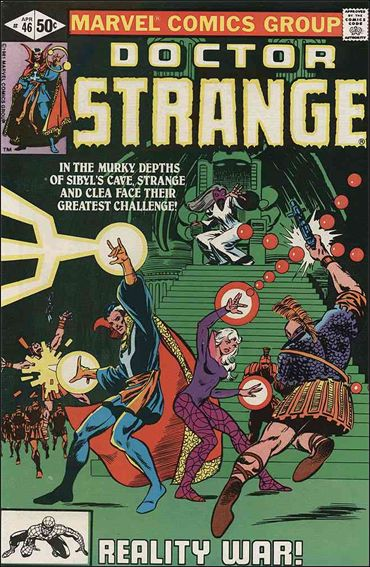 Doctor Strange (1974) 46-A by Marvel