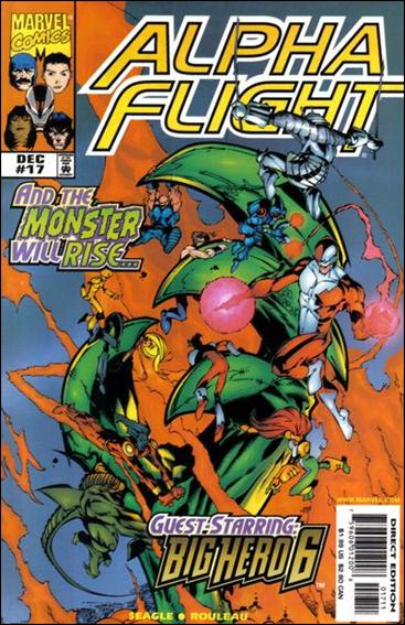 Alpha Flight (1997) 17-A by Marvel
