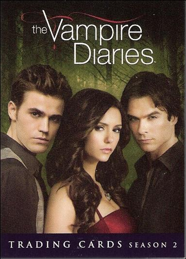 Vampire Diaries: Season 2 (Promo) P1-A by Cryptozoic Entertainment