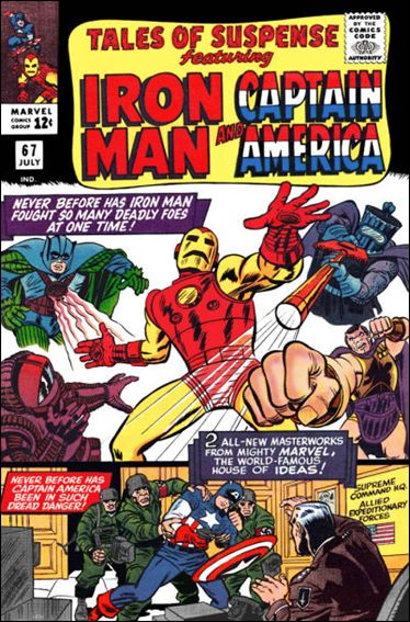 Tales of Suspense (1959) 67-A by Marvel