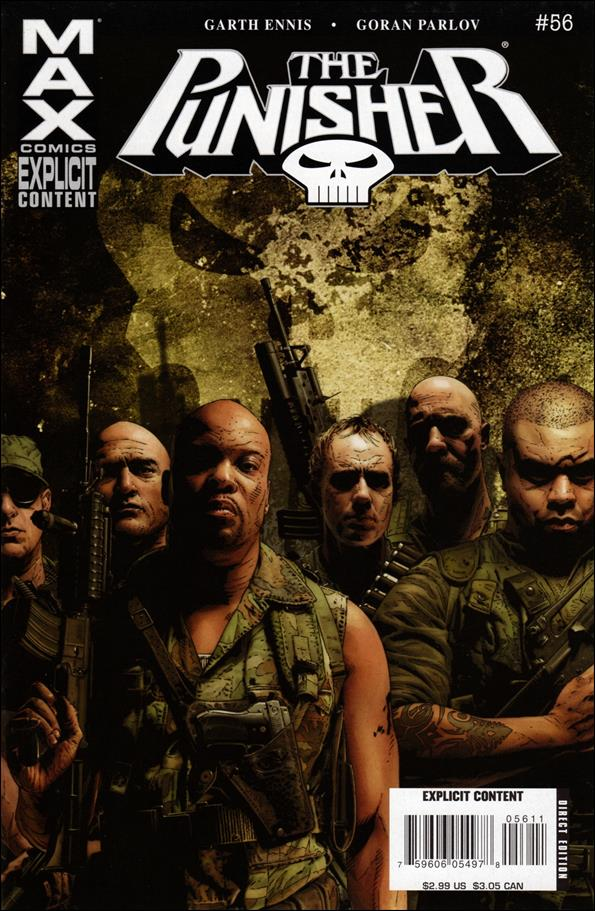 Punisher (2004) 56-A by Max