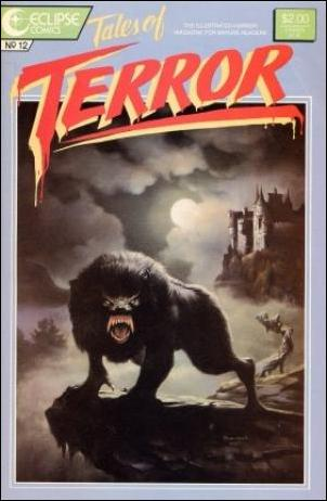 Tales of Terror (1985) 12-A by Eclipse